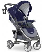 Прогулочная детская коляска с поворотными передними колесами EasyGo virage