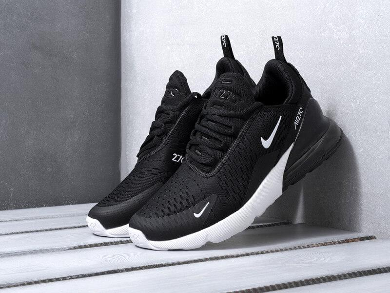 af449ba6 Кроссовки Nike Air Max 270 Black White — в Категории