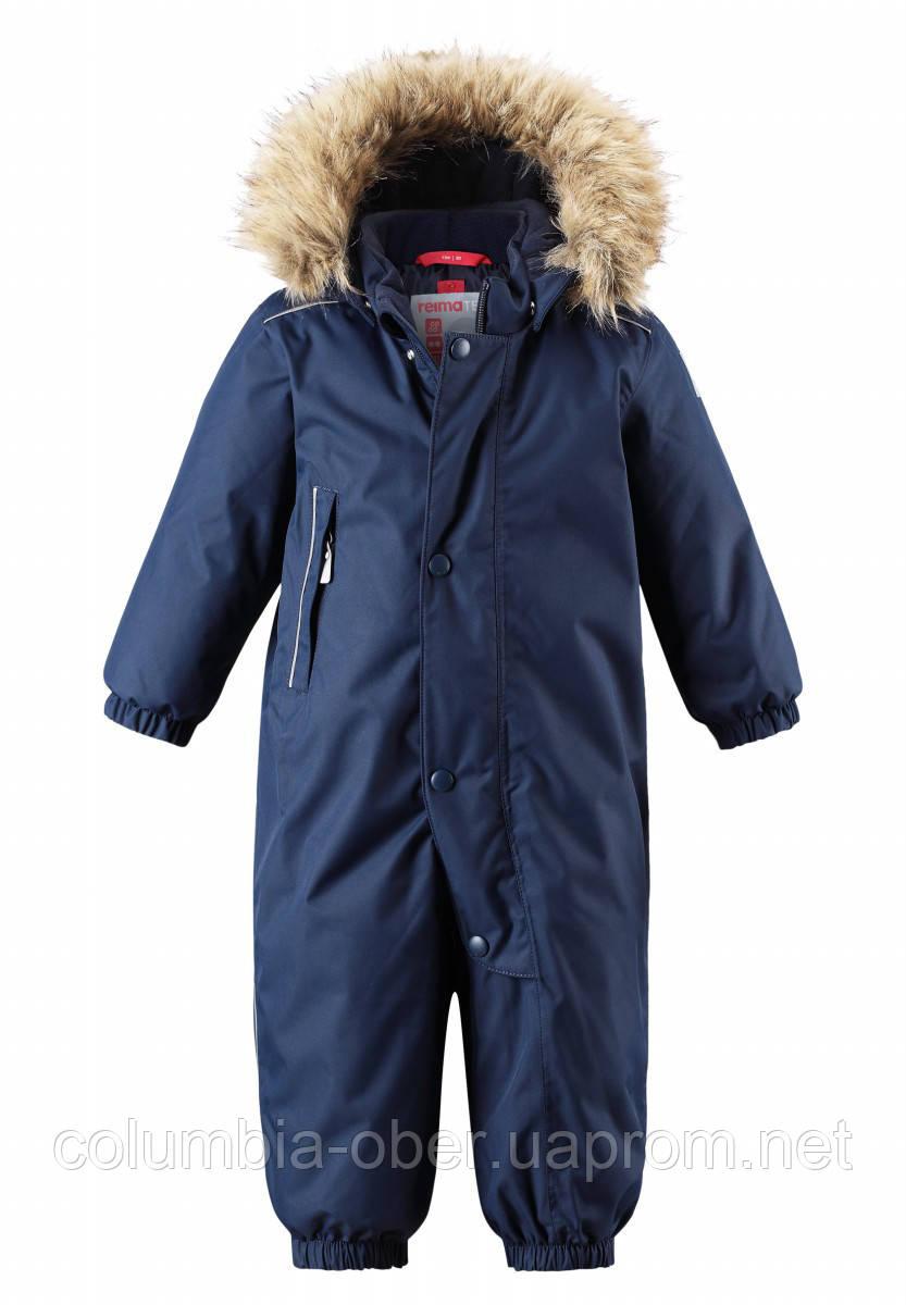 Зимний комбинезон для мальчиков Reimatec 510316-6980. Размер 92.