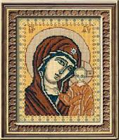 Набор для вышивки крестом Риолис 442 «Богоматерь Казанская»