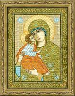 Набор для вышивки Риолис 892 «Богоматерь Акафистная-Хилендарская»