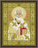 Набор для вышивки Риолис 1034 «Св. Николай Чудотворец»
