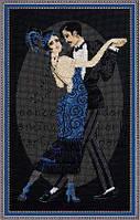 Набор для вышивки крестом Риолис 1244 «Танцевальное кафе»