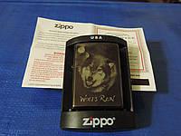 "Зажигалка Zippo - ""Wolf's Rain"" копия, фото 1"