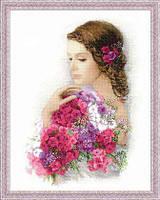Набор для вышивки крестом Риолис 100/036 «Очарование лета», фото 1
