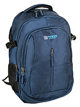 Рюкзак Городской нейлон Power In Eavas 7188 blue