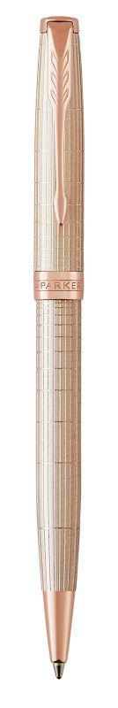 Ручка Parker Шариковая SONNET 17 Cisele Silver PGT BP (88 132)