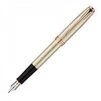 Ручка Parker Перьевая SONNET 08 Sterling Silver PGT FP F (85 312R)