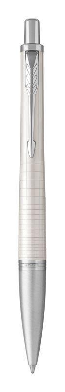 Ручка Parker Шариковая URBAN 17 Premium Pearl Metal CT BP (32 132)