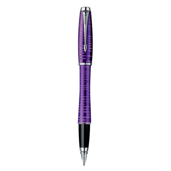 Ручка Parker Перьевая URBAN Premium Amethyst Pearl FP F (21 212AP)