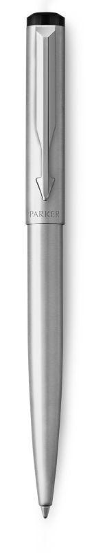 Ручка Parker Шариковая VECTOR 17 Stainless Steel BP (05 032)