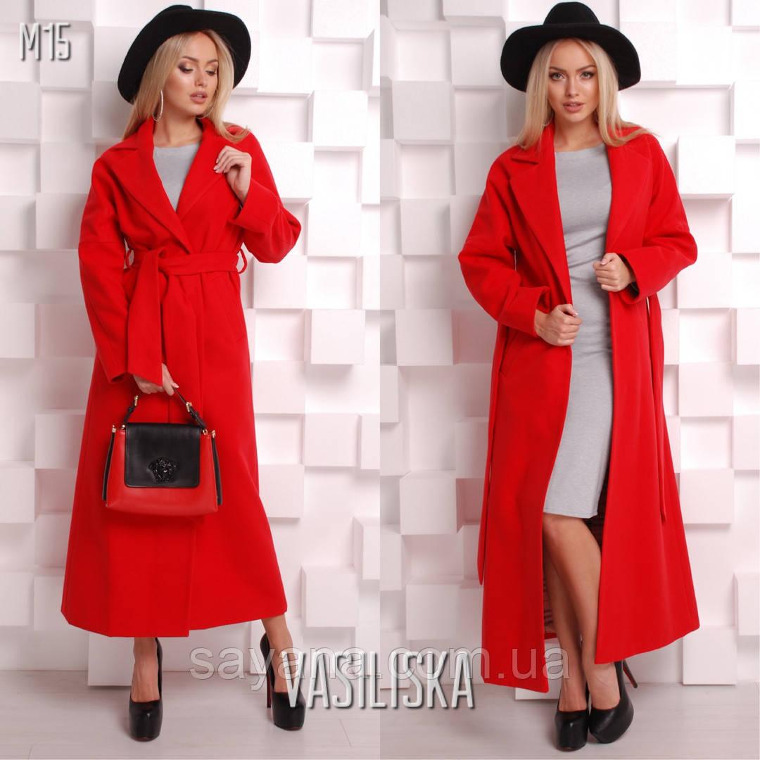 88aba99e287 Купить Женское стильное кашемировое пальто в расцветках. ВВ-22-0818 ...