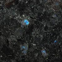 Гранит Лабрадорит (Dobryn Blue) Черный