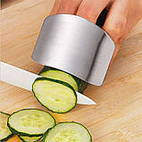 Защита на пальцы от пореза ножом, фото 4