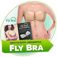 Бюстгальтер невидимка Fly Bra (Флай Бра), Free BRA невидимый лифчик, стягивающий бюстгальтер