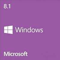Операционная система Windows 8.1 Single Language 64-bit Русский (OEM версия для сборщиков) (4HR-00205)