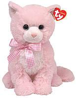 Розовая кошечка