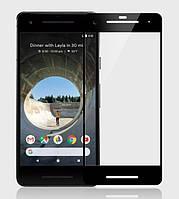 Полноэкранное защитное стекло Mocolo Full Cover для Google Pixel 2