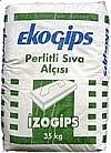 Шпаклевка IZO Gips Изогипс, 30 кг сухая, ECO Турция