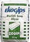 Шпаклевка IZO Gips Изогипс, 30 кг сухая, ECO Турция, фото 2