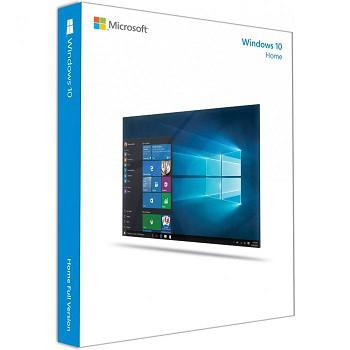 Операційна система Windows 10/Windows 11 Home 32/64-bit Російська USB BOX (KW9-00254) розкрита упаковка