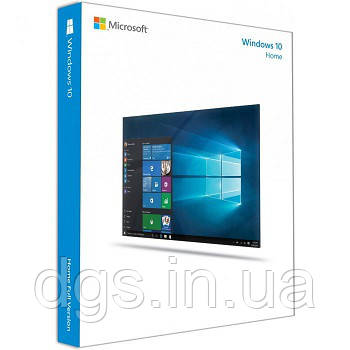 Операційна система Windows 10/Windows 11 Home 32/64-bit Російська USB BOX (KW9-00254) розкрита упаковка, фото 2
