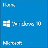 Операционная система Windows 10 Домашняя 64-bit Украинский на 1ПК (OEM версия для сборщиков) (KW9-00120)