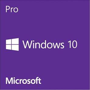 Операционная система Windows 10 Professional 64-bit Украинский OEM DVD (FQC-08978)
