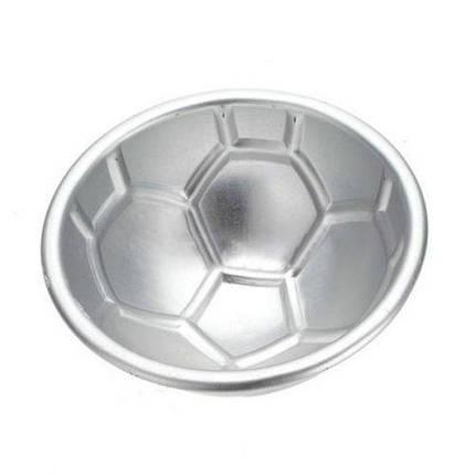 Форма для выпечки мяч маленький, фото 2