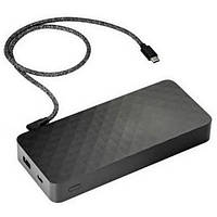 Додатковий акумулятор 19200 mAh HP Notebook Power Bank (2NA10AA) HP Notebook Power Bank (2NA10AA) Black
