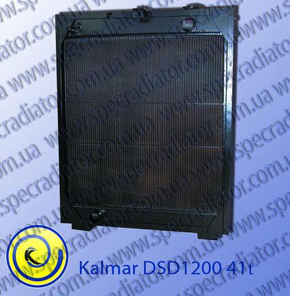 Радиатор охлаждения двигателя  KALMAR, фото 2