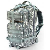 Штурмовой тактический рюкзак Abrams на 25 литров, фото 1