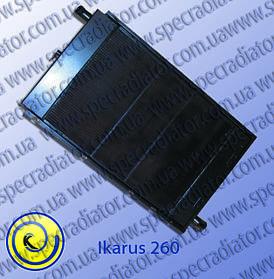 Радиатор водяного охлаждения ИКАРУС   - 260, 280, 286