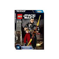 """Конструктор KSZ 618 Звездные Войны (аналог LEGO Star Wars 75524) """"Чиррут Имве"""" 87 деталей"""