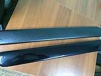 Chevrolet Lanos Нижняя Зимняя решетка радиатора