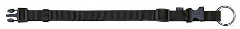 Ошейник для собак нейлонTrixie Classic M-L35-55см 20мм Черный