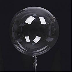 """Воздушный Шар DECO bubble 24"""" (60 см), Прозрачный"""