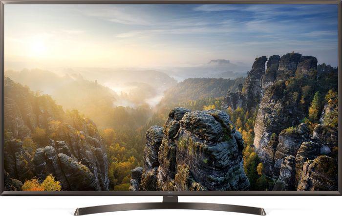 Телевизор LG 43UK6400 (TM 100Гц, 4K, Smart TV, IPS Panel, Quad Core, HDR10 PRO, HLG, Ultra Surround 2.0 20Вт)