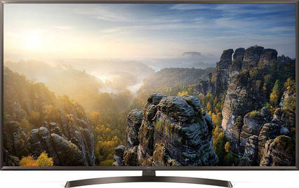 Телевизор LG 55UK6400 (TM 100Гц, 4K, Smart TV, IPS Panel, Quad Core, HDR10 PRO, HLG, Ultra Surround 2.0 20Вт), фото 2
