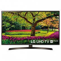 Телевизор LG 43UK6400 (TM 100Гц, 4K, Smart TV, IPS Panel, Quad Core, HDR10 PRO, HLG, Ultra Surround 2.0 20Вт), фото 2