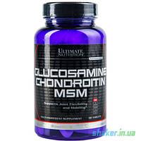 Ultimate Nutrition Glucosamine Chondroitin Msm (90 таб) ультимейт глюкозамин хондроитин мсм