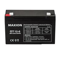 Промышленный Аккумулятор UPS MAXION 6- 12 (6V,12Ah)