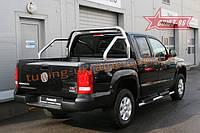 Рама в кузов шалаш d 76/60 двойная Союз 96 на Volkswagen Amarok 2010