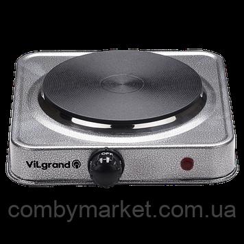 Електроплитка VILGRAND VHP151F сіра