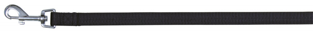 Поводок для собак нейлон Trixie Classic M-L 1 м 20 мм Черный