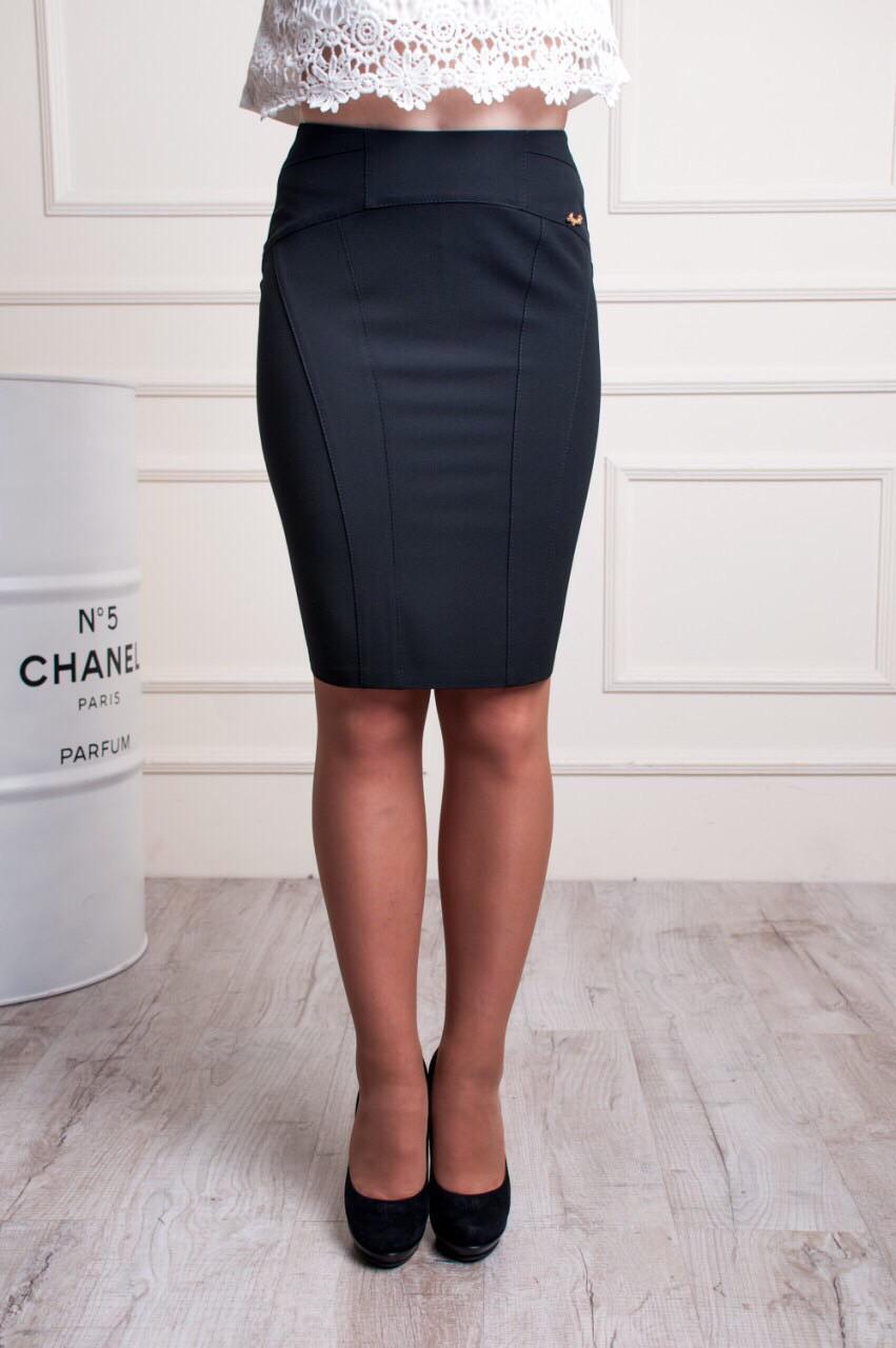 """Женская юбка """"Кейт"""" размеры 42-48"""