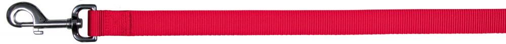 Поводок для собак нейлон Trixie Classic L-XL 1 м 25 мм Красный