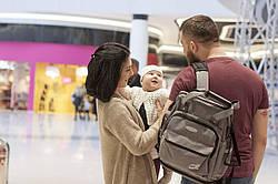 Как сложить вещи для ребенка и не брать 4 чемодана? Или сумка органайзер спасает мир.