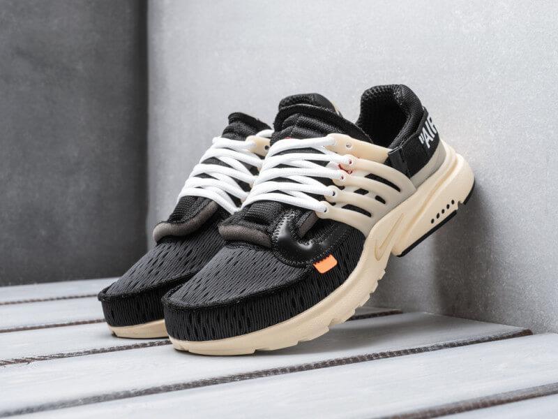 16b84ab3 Кроссовки Nike Air Presto The Ten OW Off White - Интернет магазин обуви «im-