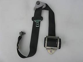 Автомобильный оригинальный трехточечный ремень безопасности (б/у) на автомобильное сидение